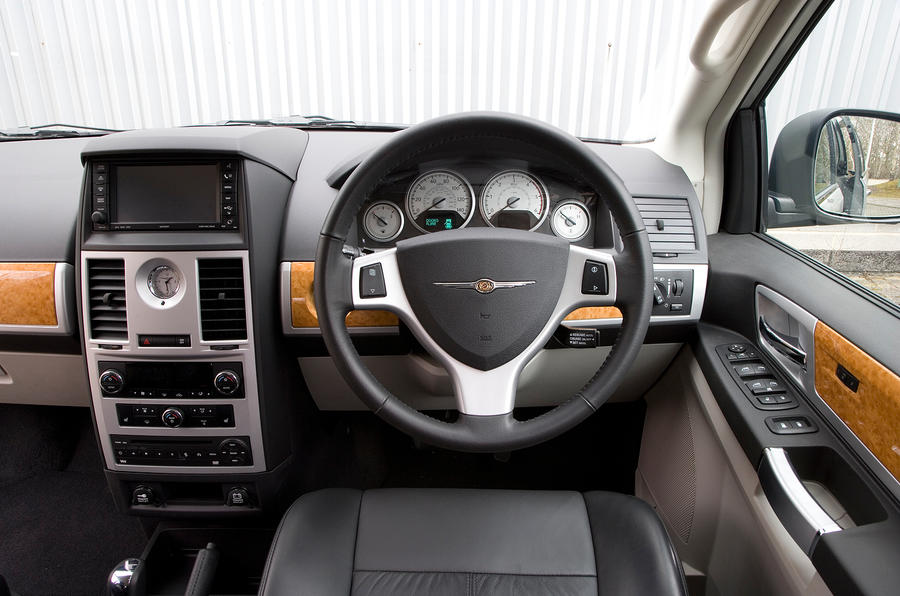 Chrysler Grand Voyager Interior Autocar