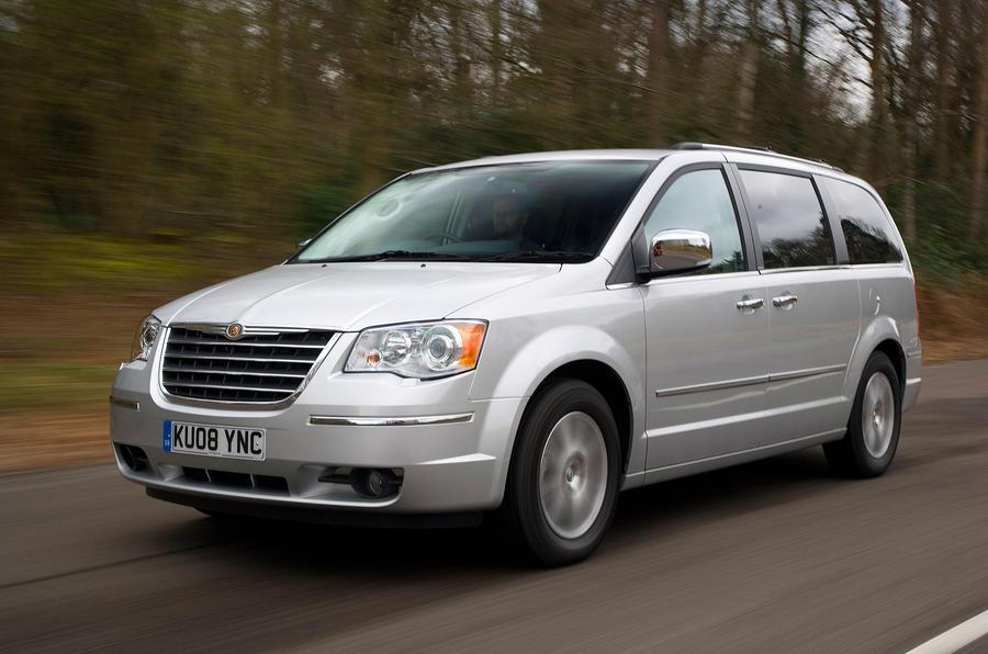 Dodge Grand Caravan Mpg >> Chrysler Grand Voyager 2008-2015 review | Autocar