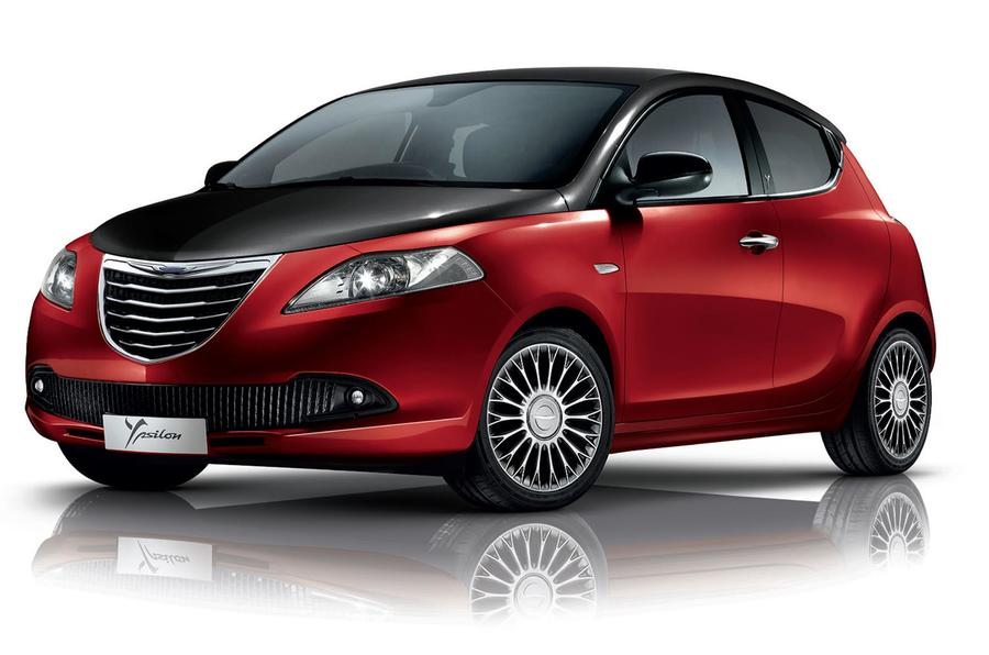 Special Chrysler Ypsilon revealed