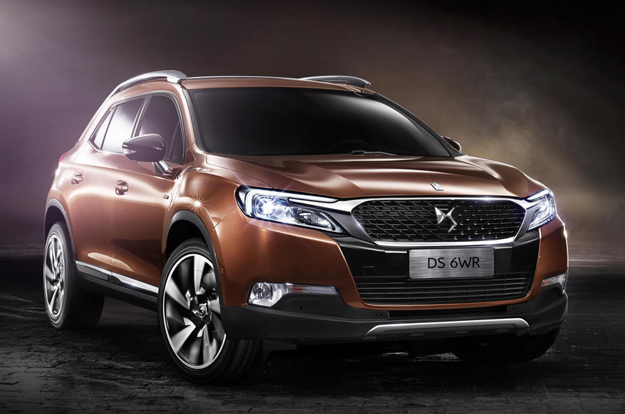 Why Citroen's DS6 WR SUV should come to Europe
