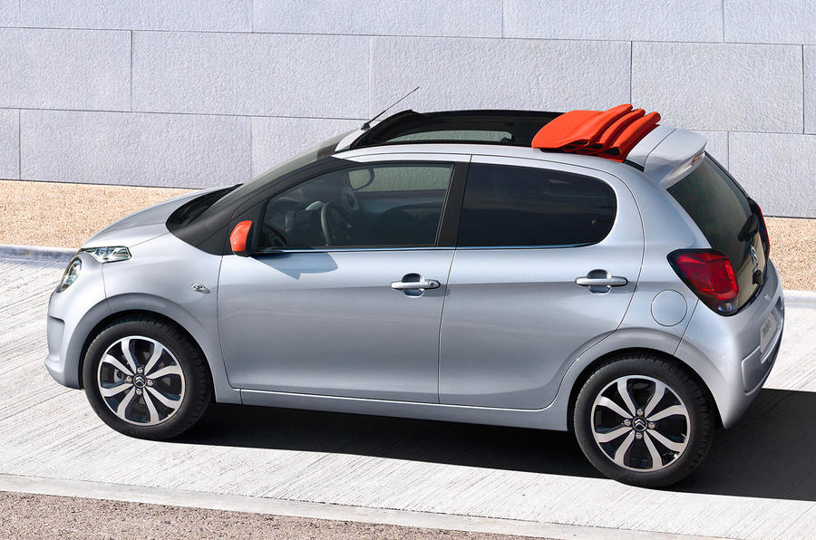 New Citroën C1 unveiled