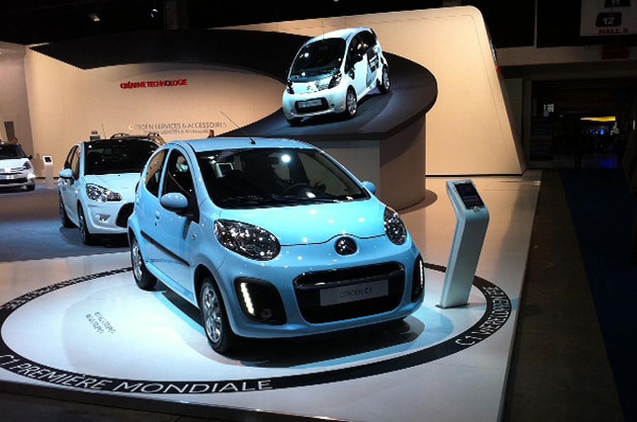 Citroen C1 to start from £7995