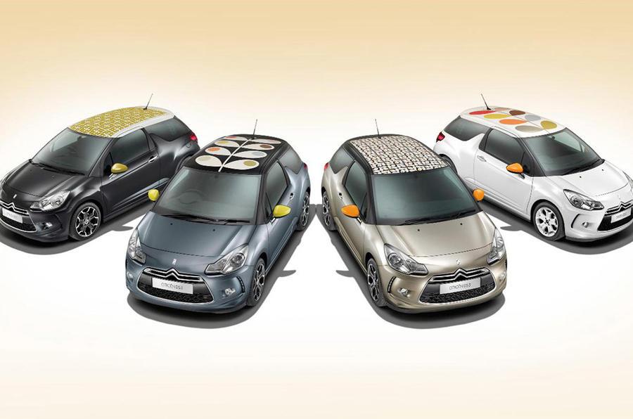 'Fashionable' Citroën DS3 announced