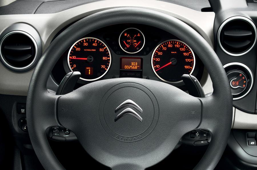 Revised Citroën Berlingo shown | Autocar