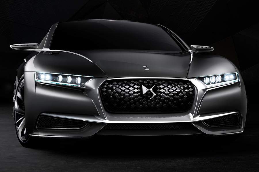 DS brand to drop Citroën badge in Europe in 2015