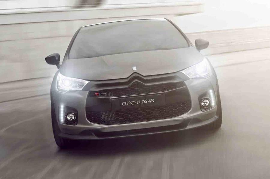 Geneva show: Citroën DS4 Racing