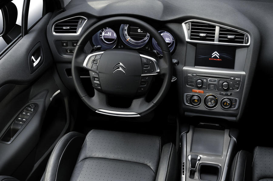 Paris motor show: Citroen C4