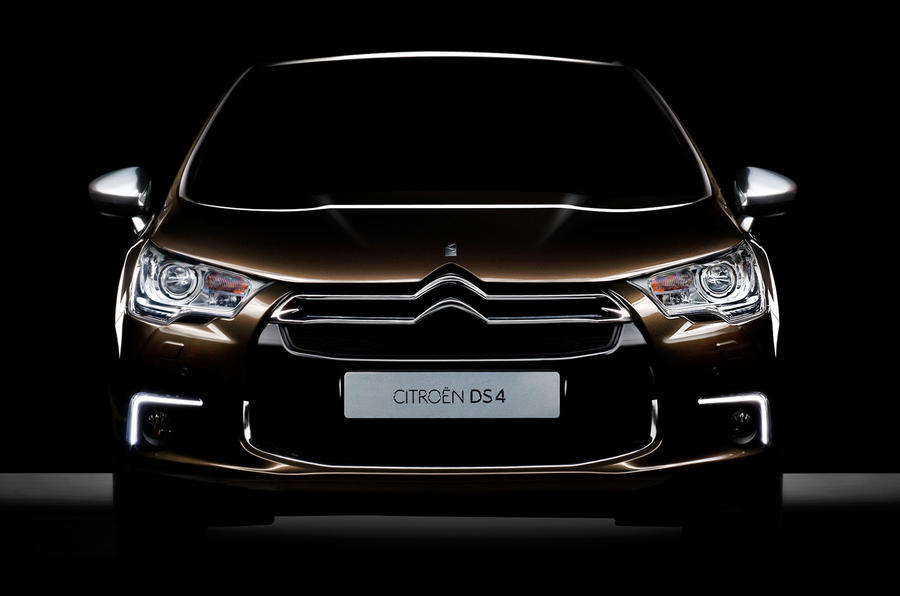 Paris motor show: Citroën DS4