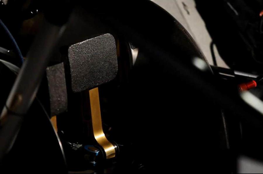 Citroën teases DS3 WRC car
