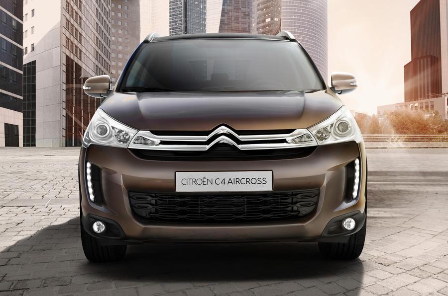 Citroën C4 Aircross revealed