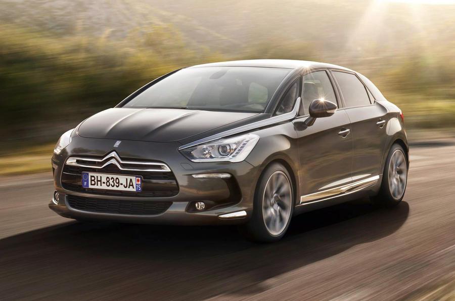 Frankfurt motor show: Citroën DS5
