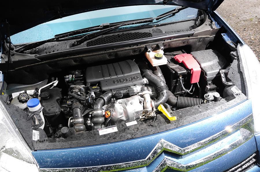 Citroën Berlingo engine