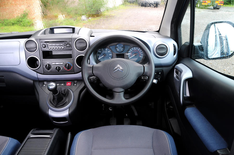 citroen berlingo multispace interior autocar