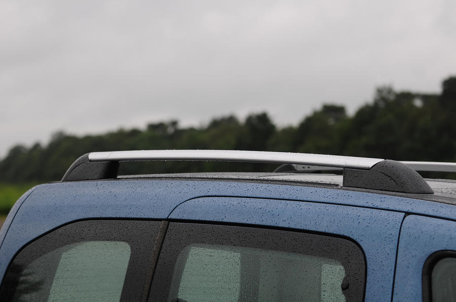 Citroën Berlingo roof rails