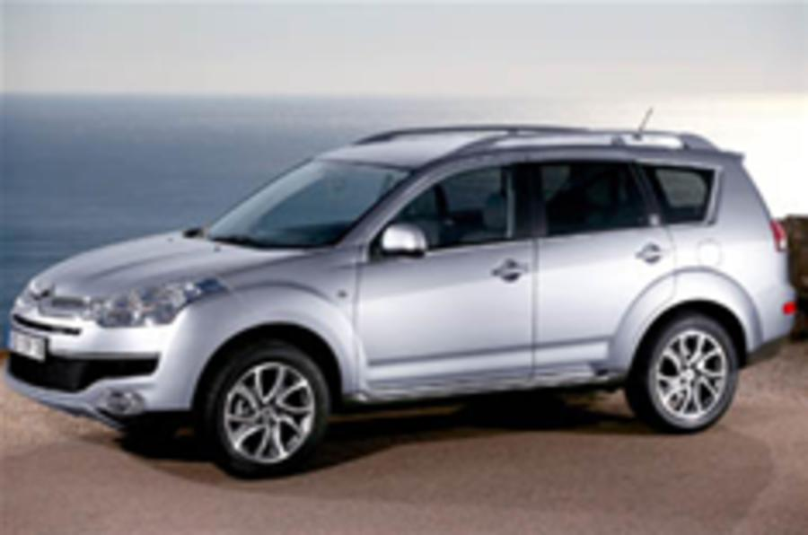 Citroen shows first SUV