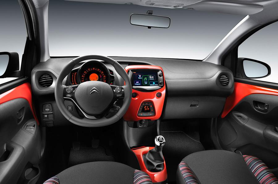 2014 Citroen C1 first drive review