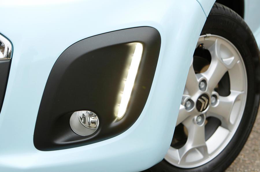 Citroën C1 foglight