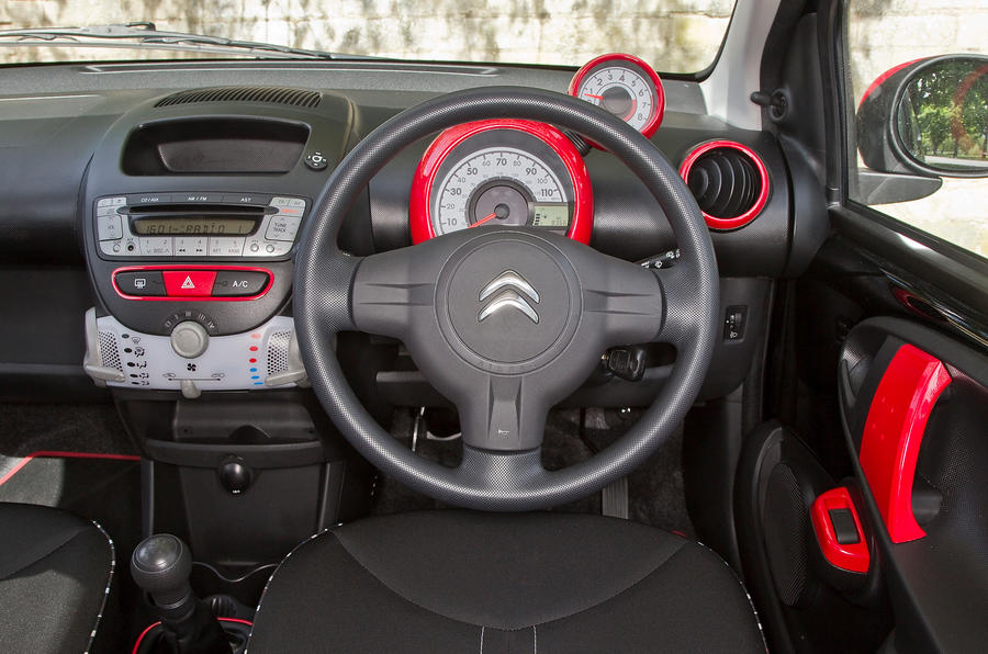 Citroën C1 Connexion first drive review