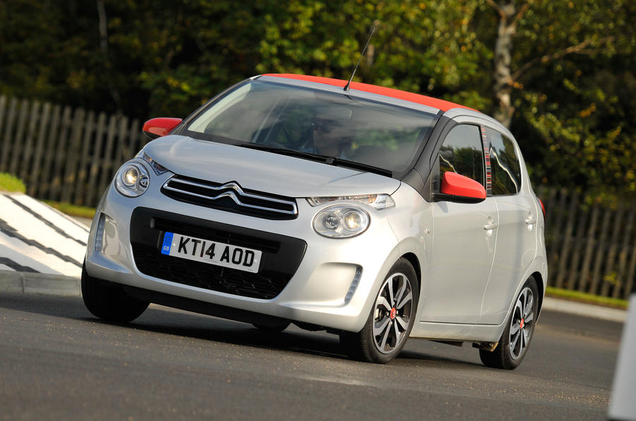 Citroen C1 Review 2016 Autocar