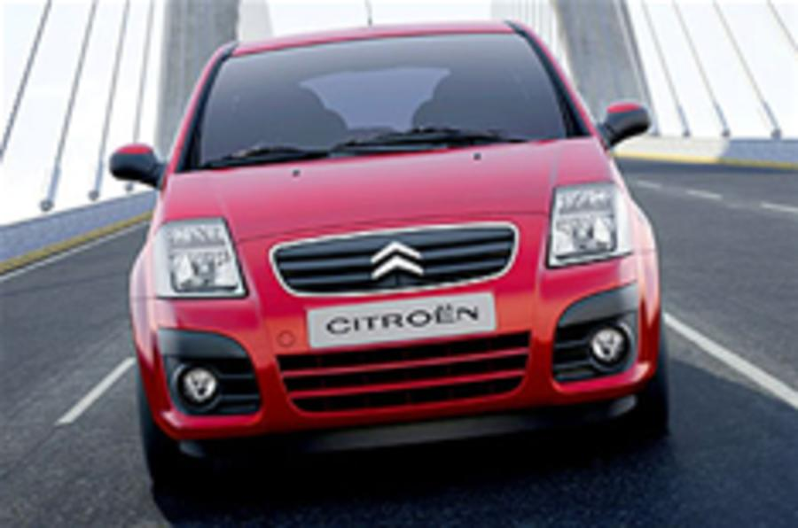 Citroen reveals new C2 and C3