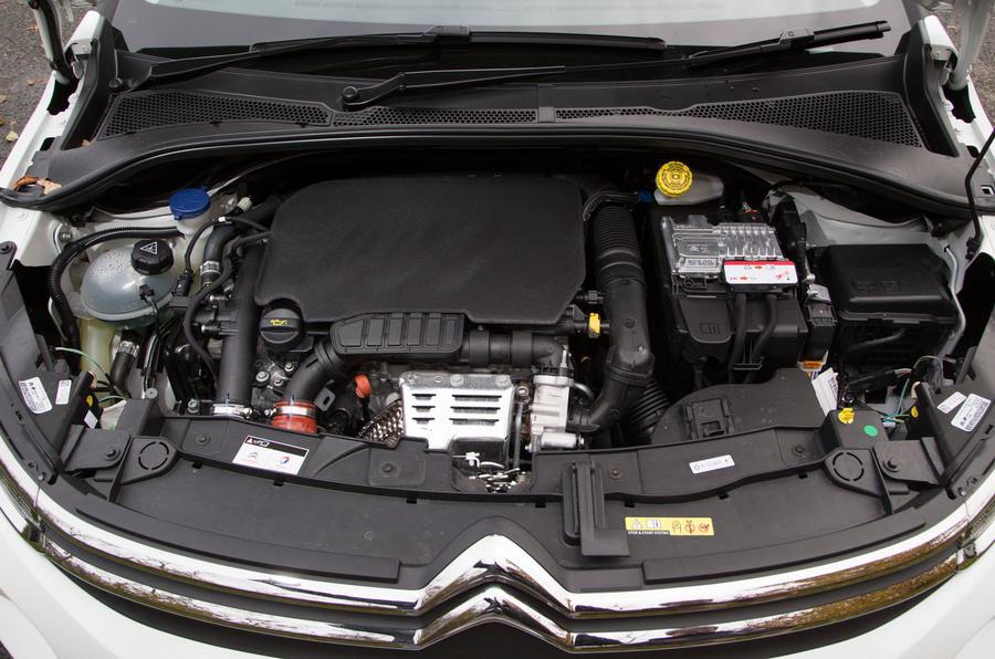 1.2-litre Citroën C3 Puretech engine