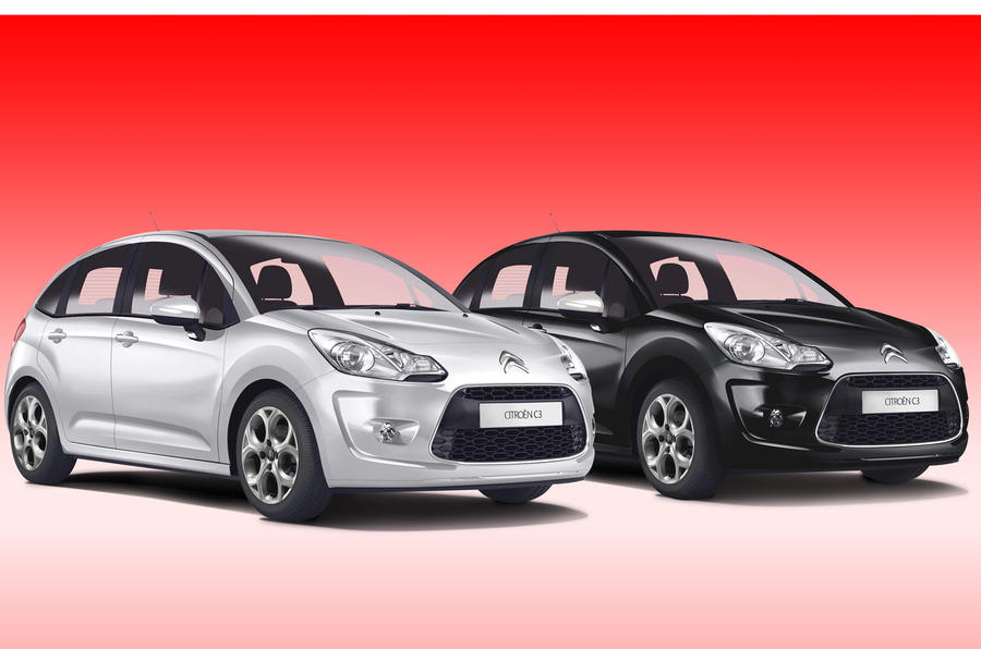 Citroën reveals new C3 variants
