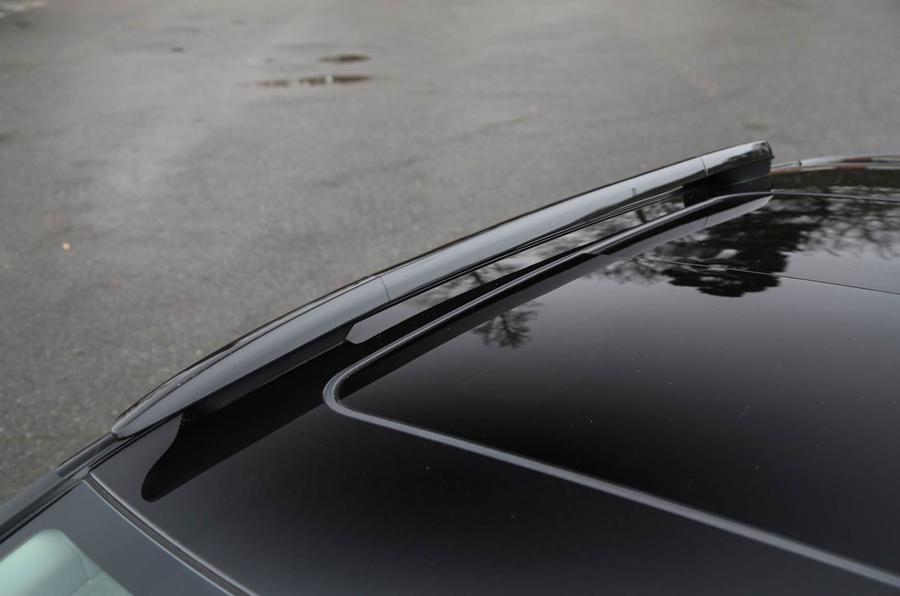 Citroen C3 Aircross 2018 review roof rack
