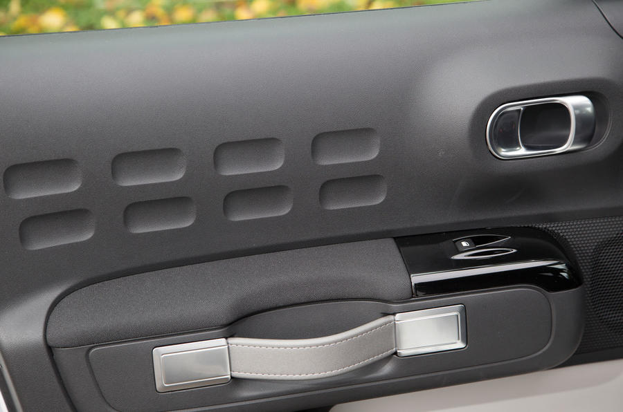 Citroën C3 door cards