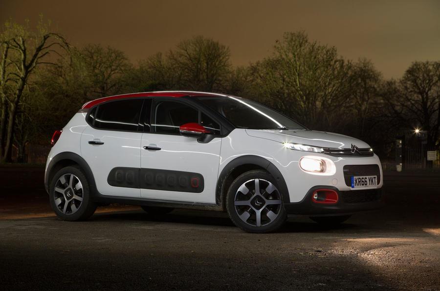 Citroën C3 front quarter