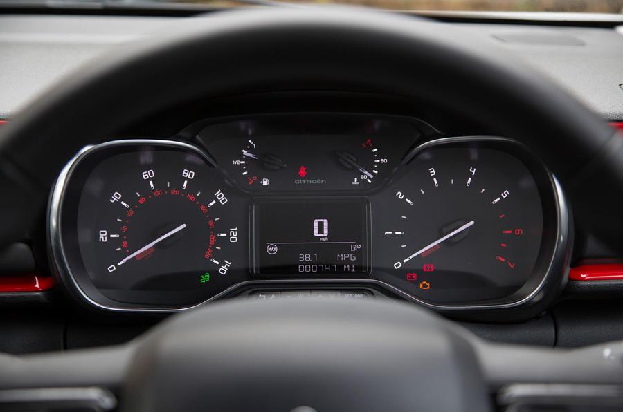 Citroen C3 interior | Autocar