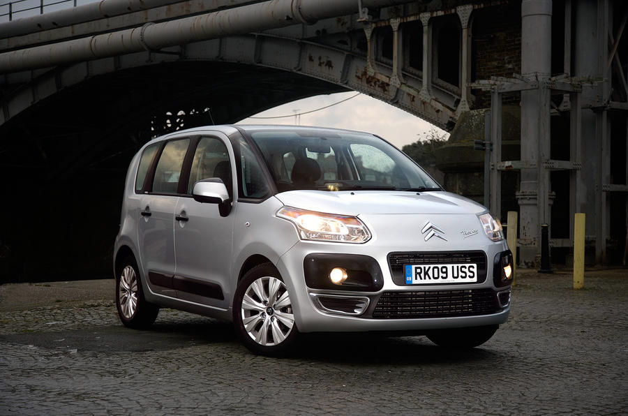 3.5 star Citroën C3 Picasso
