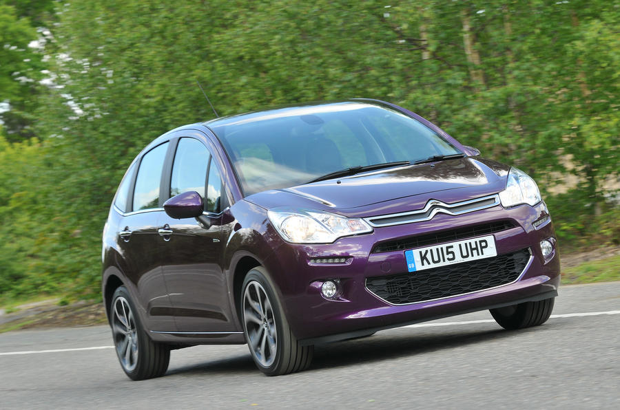 citroen c3 review 2016 autocar. Black Bedroom Furniture Sets. Home Design Ideas