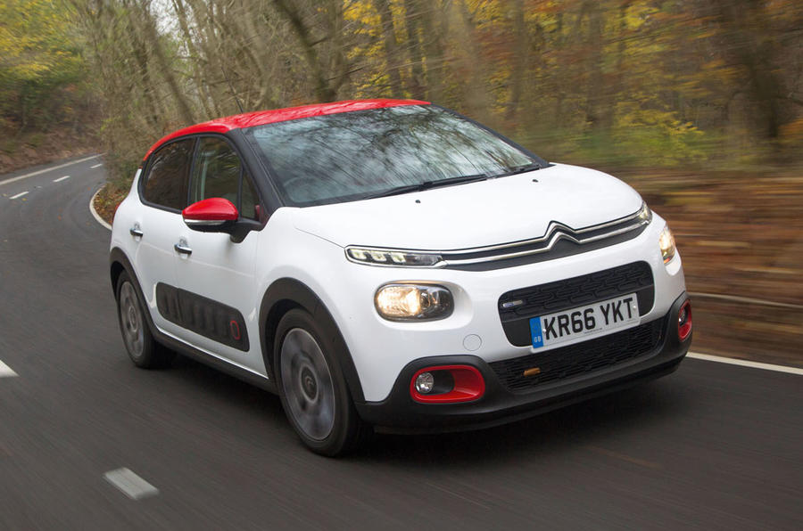 citroen c3 review 2019 autocar. Black Bedroom Furniture Sets. Home Design Ideas