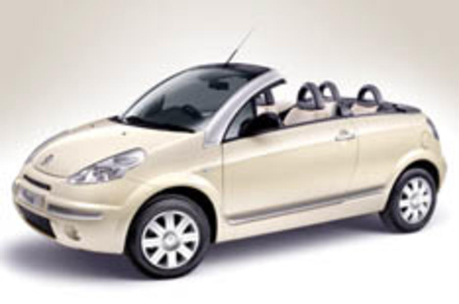 Citroen adds froth to Pluriel