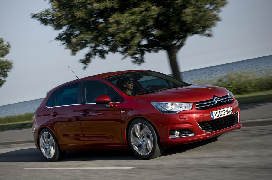 Citroen C4 e-THP 130 first drive review