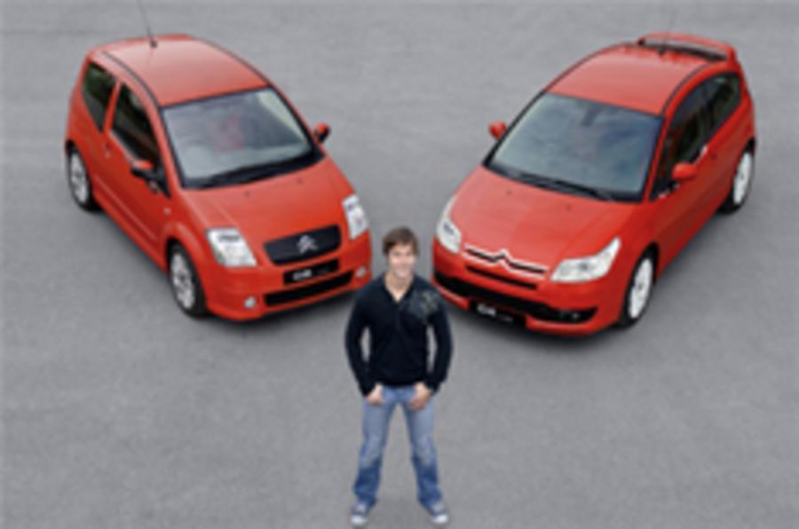 Citroen produces 'Loeb' special edition