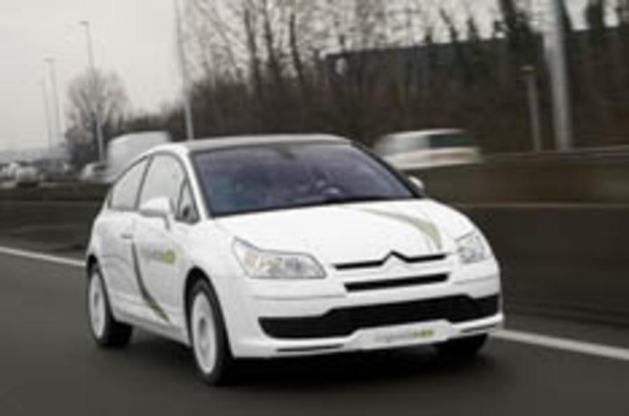 Diesel hybrids from Peugeot & Citroen