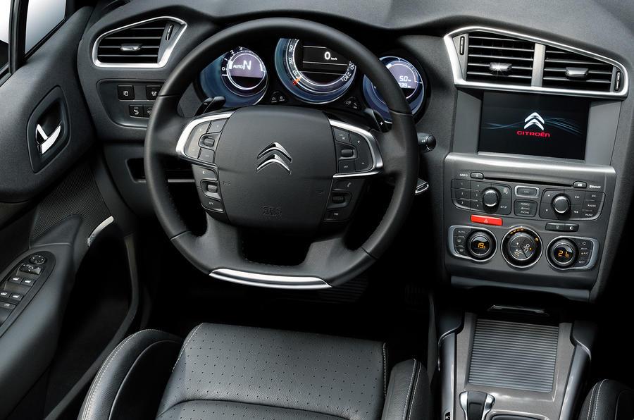 Citroen C4 e-THP 130 first drive review