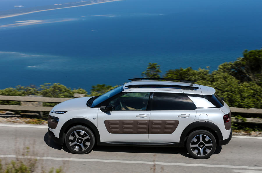 Citroën C4 Cactus PureTech 82 first drive review