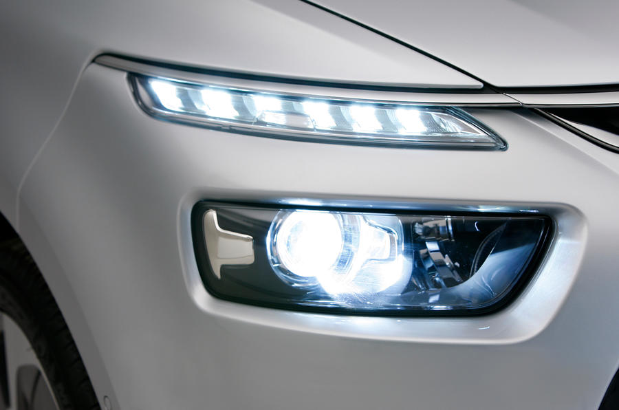 New Citroën C4 Picasso – full photo gallery