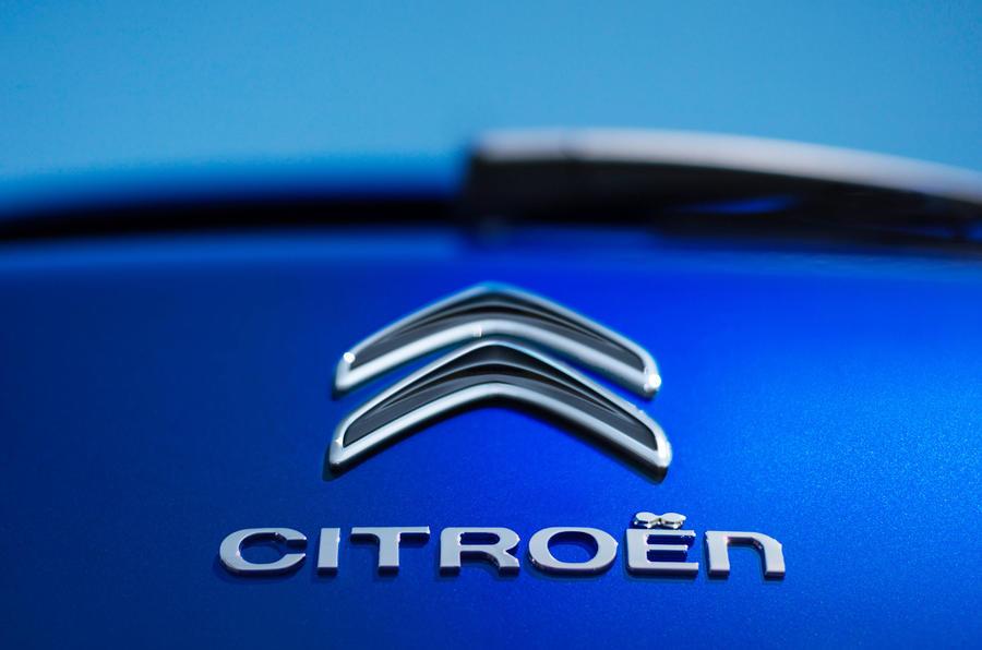 Citroën C4 Picasso badging