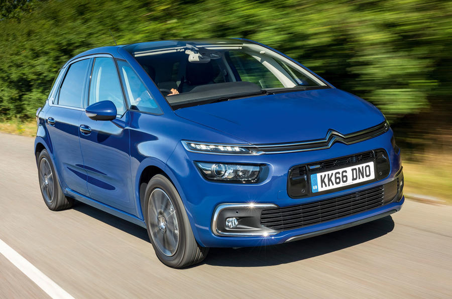 citroen c4 picasso review 2019 autocar. Black Bedroom Furniture Sets. Home Design Ideas