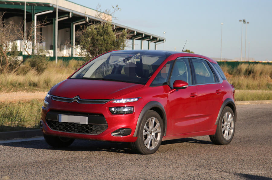 Citroen starts work on new Crossover