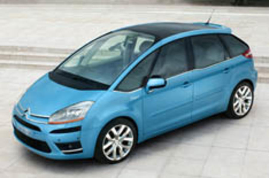 New five-seater C4 Picasso is go