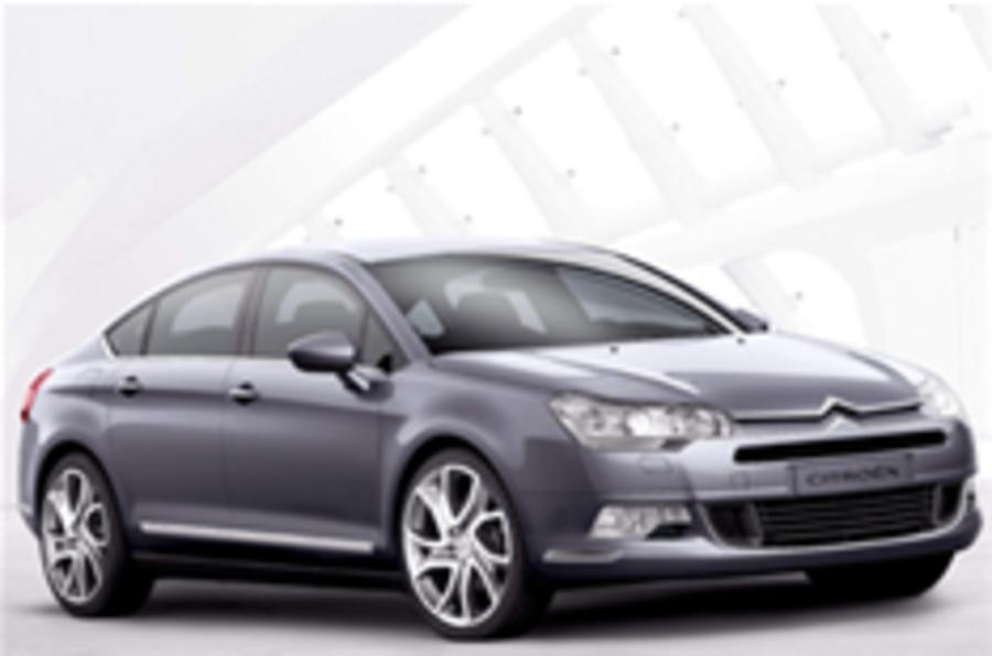 Citroen C5: the French Mondeo