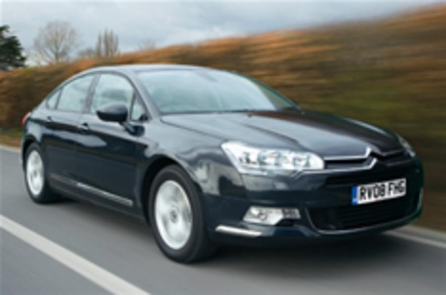Citroen's powerful new V6 diesel