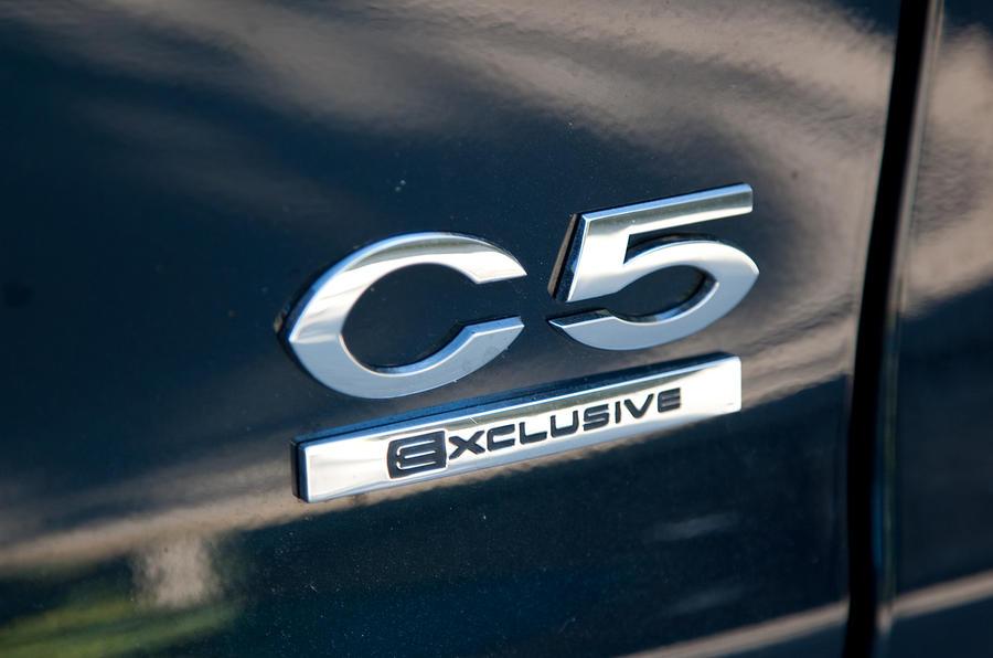 Citroën C5 alloy wheels