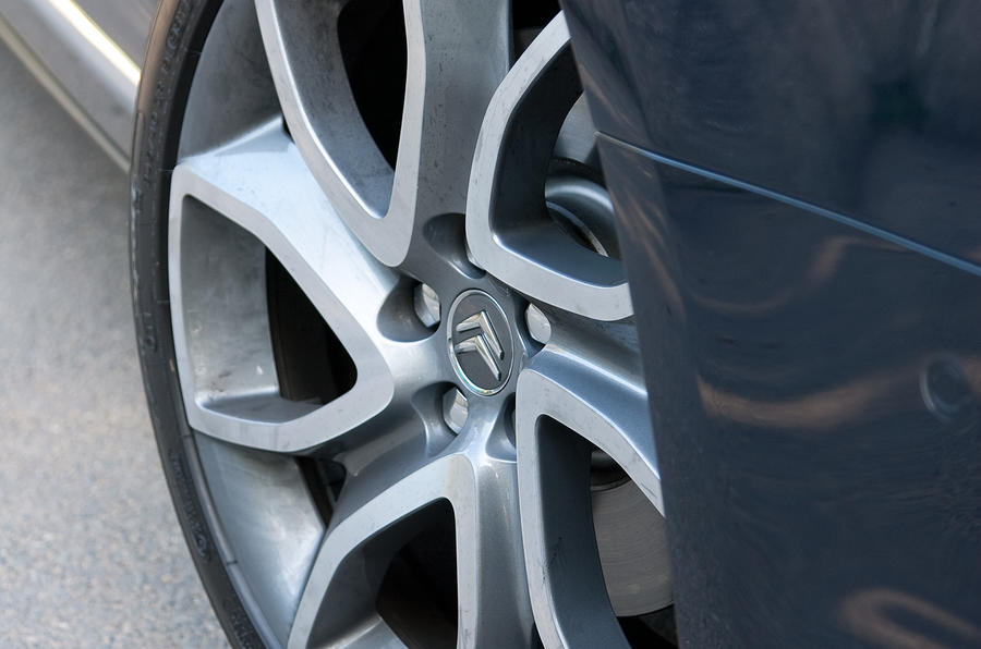 Citroën C5 alloy wheels