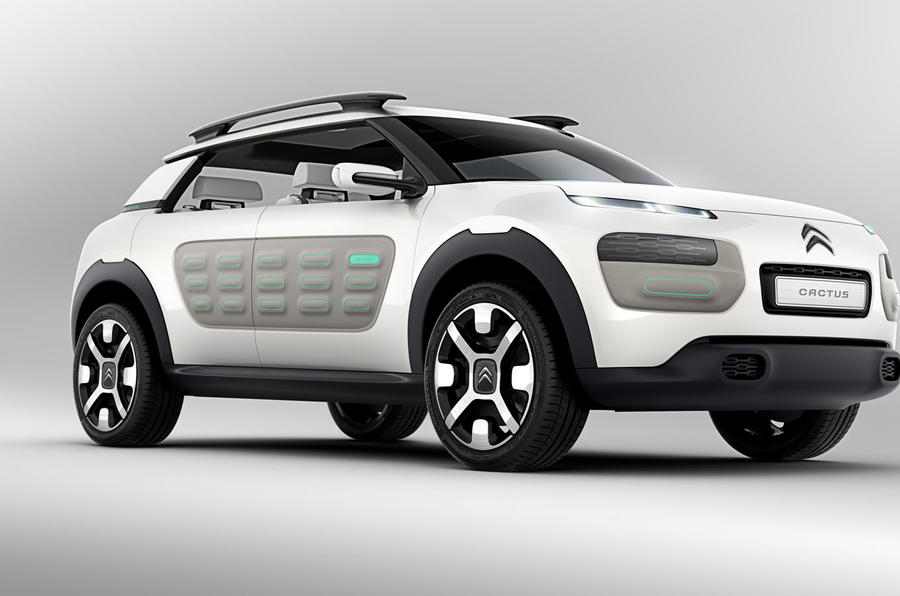 Citroen Cactus: proof that adversity breeds innovation
