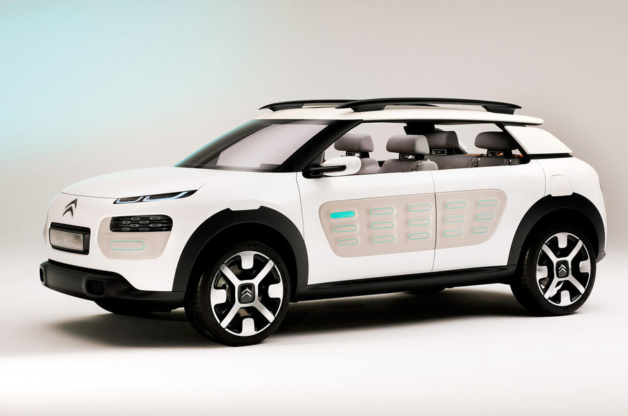 Citroen C4 Cactus set to go on sale in early 2014